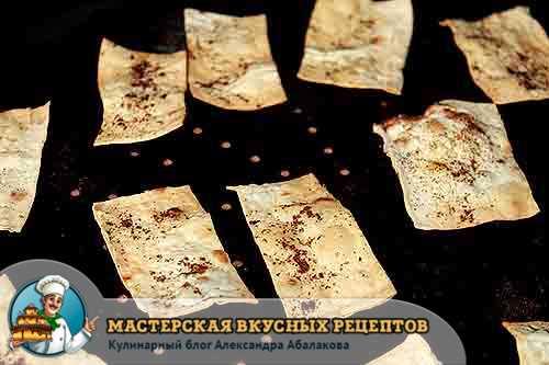 острые чипсы
