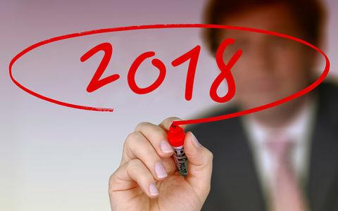 Все автоновинки — 2018. Календарь ЗР
