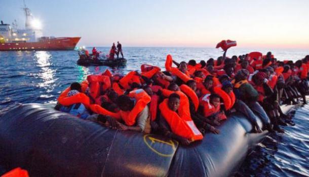 Богатый улов: вСредиземном море зараз выловили около трех тысяч мигрантов