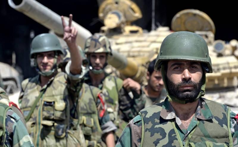 5-й Штурмовой корпус Сирийской армии: создание, борьба с боевиками и помощь России