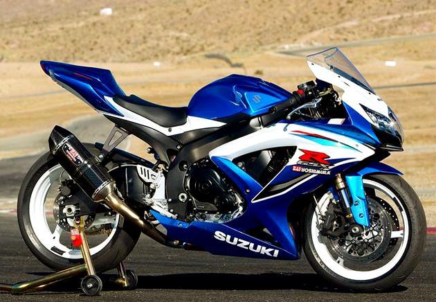 Мощные спортивные мотоциклы suzuki r 1000