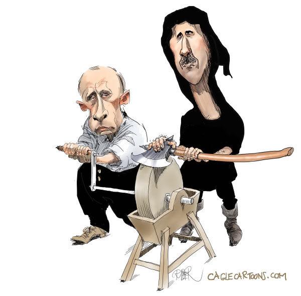 Действия России и режима Асада в Алеппо могут являться военными преступлениями, - Совет ЕС - Цензор.НЕТ 51