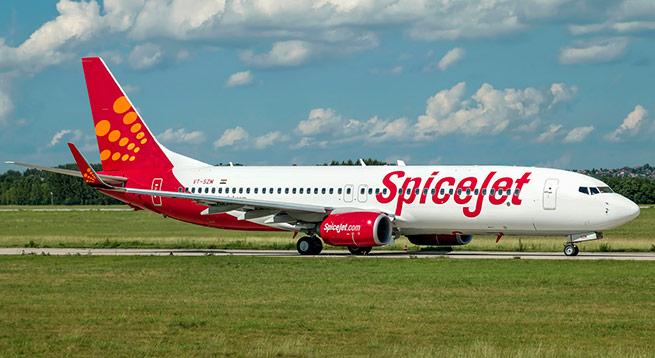Индийская авиакомпания SpiceJet купила у Boeing 155 самолетов модели 737-8 Max
