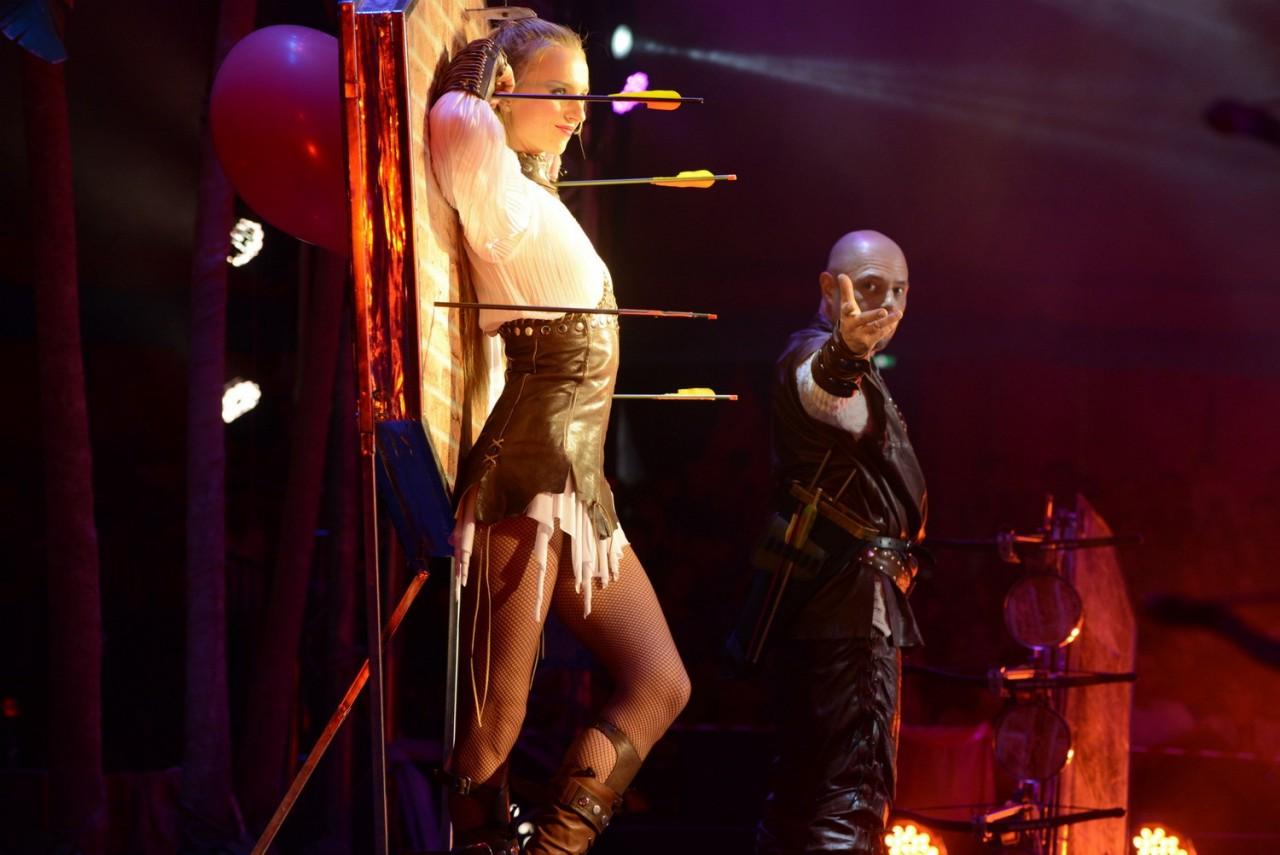Принцессы цирка