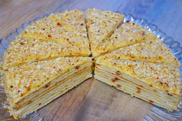 Торт без выпечки на сковороде. Этот вкус не передать словами!