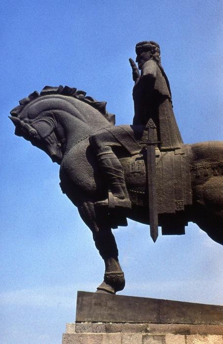 Основатель города Тбилиси.