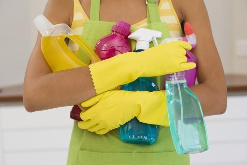 Чем заменить домашнюю химию?