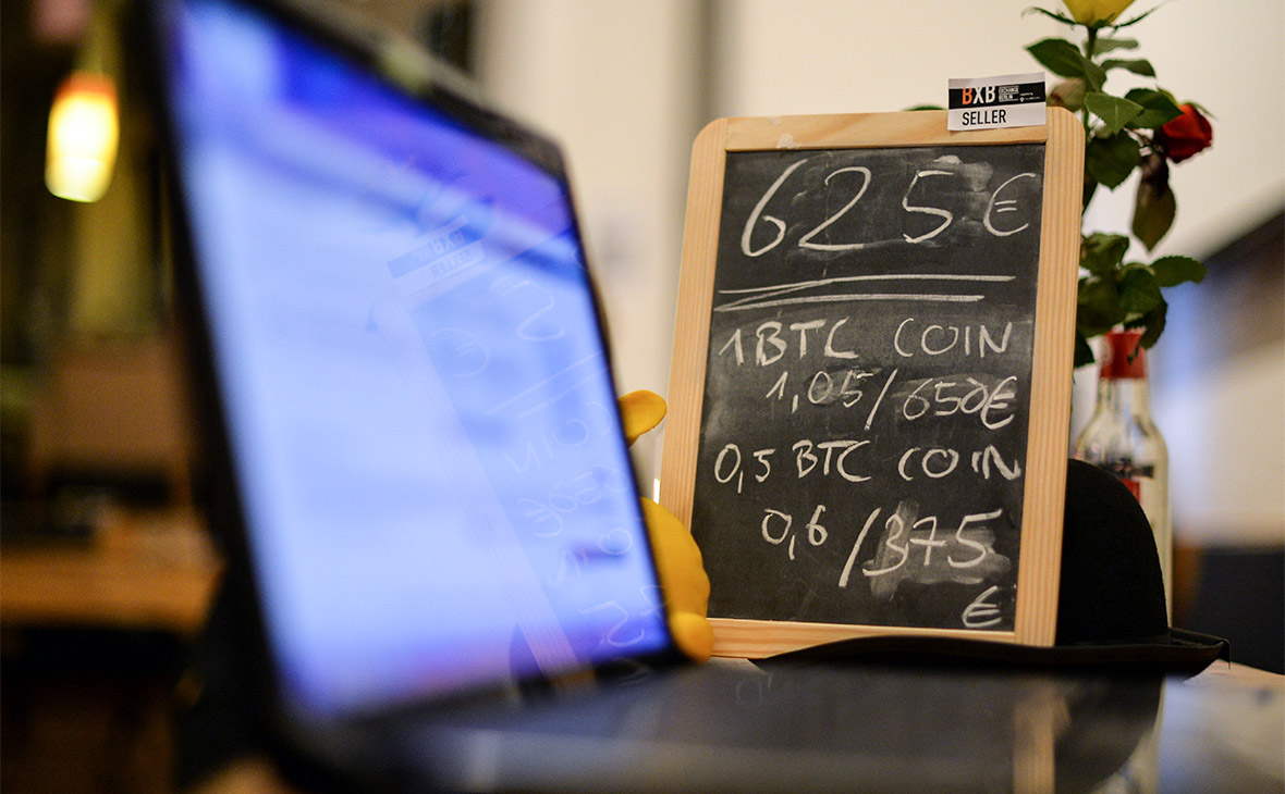 Биткоин снова побил ценовой рекорд, превысив отметку $7000