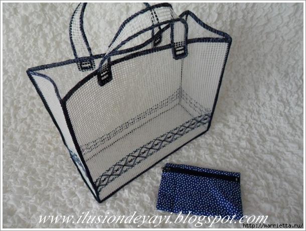 Сумка из полимерной пластиковой сетки (4) (610x460, 245Kb)
