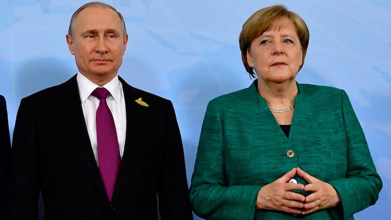 Wyborcza: если Меркель можно править в четвёртый раз, то почему Путину — нет