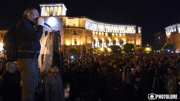 Лидер армянского протеста: нас поддерживает 80% граждан