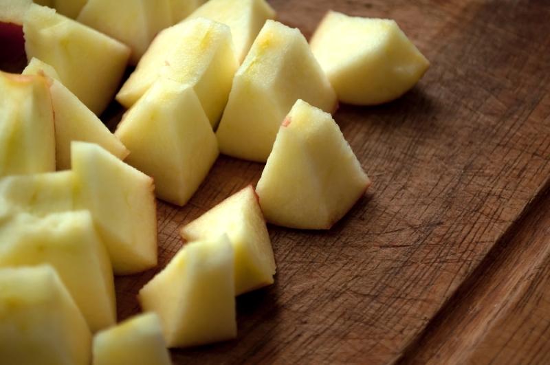 яблочный соус рецептура