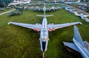 Зачем из уникальных боевых самолетов «делают чучела»