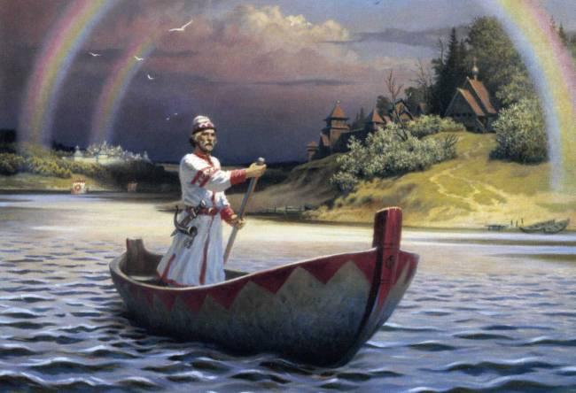Была ли Русь землёй варваров?