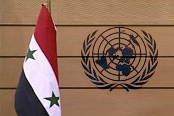 Сирия может подключить ООН к переговорам по урегулированию