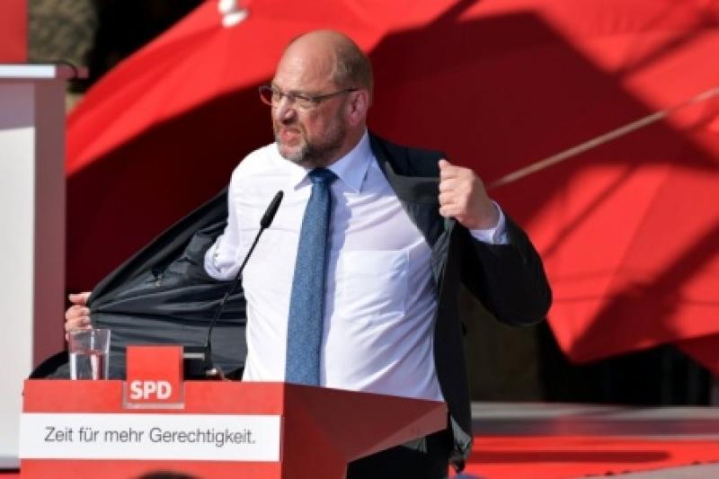 Главный конкурент Меркель выступил за вывод из Германии американского ядерного оружия