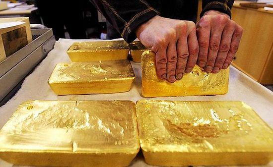 Как исчез золотой запас Российской империи