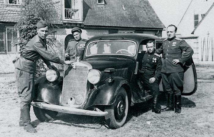 Почему в Советском Союзе было так мало трофейных автомобилей из Германии