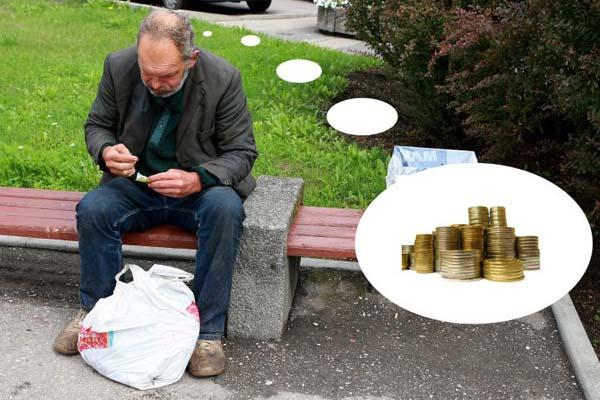 Страна контрастов: депутаты с деньгами, сами латыши с сухарями, а виновата, разумеется, Россия!