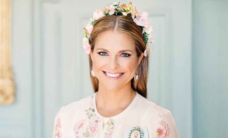 Принцесса Швеции Мадлен выпускает детскую книгу