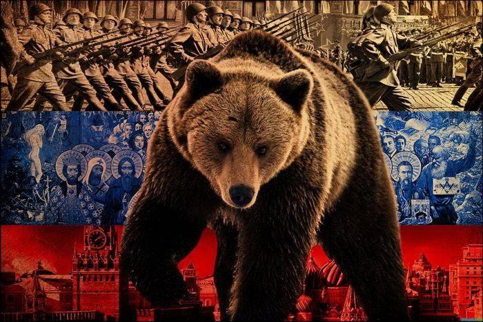 Россия должна стать империей…