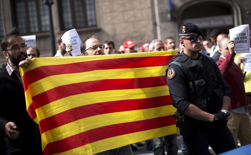 Барселона вновь готовится к стрельбе и взрывам