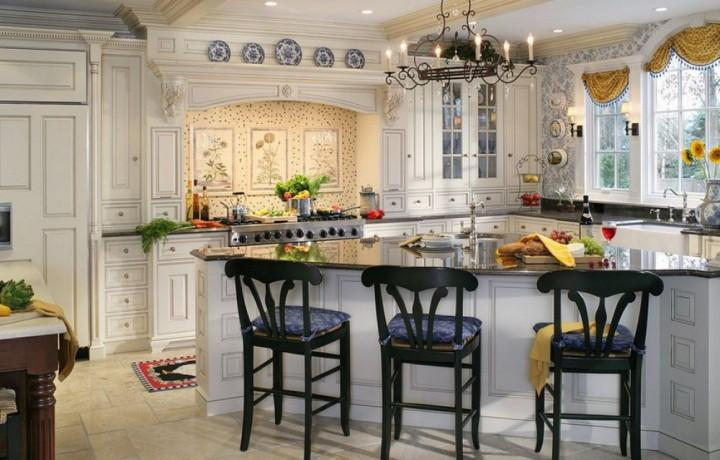 Как превратить обычную кухню в произведение искусства