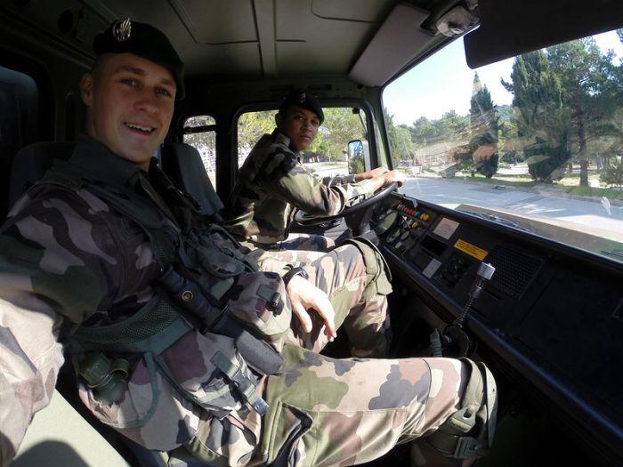 День жизни солдата из Французского Иностранного легиона