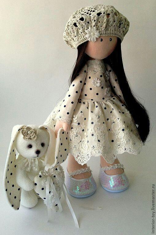 Gorjuss Кукла & Банни