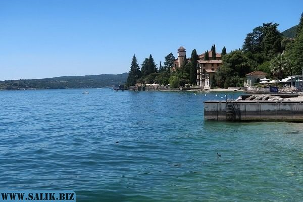 Монстр озера Гарда