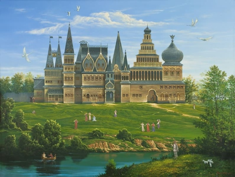 художник Александр Угланов картины – 15