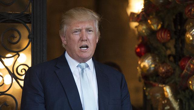 """СМИ узнали, кто начал """"копать"""" компромат на Трампа"""