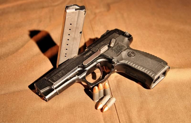 The National Interest: российские пистолеты создавались для жестокой и кровавой войны