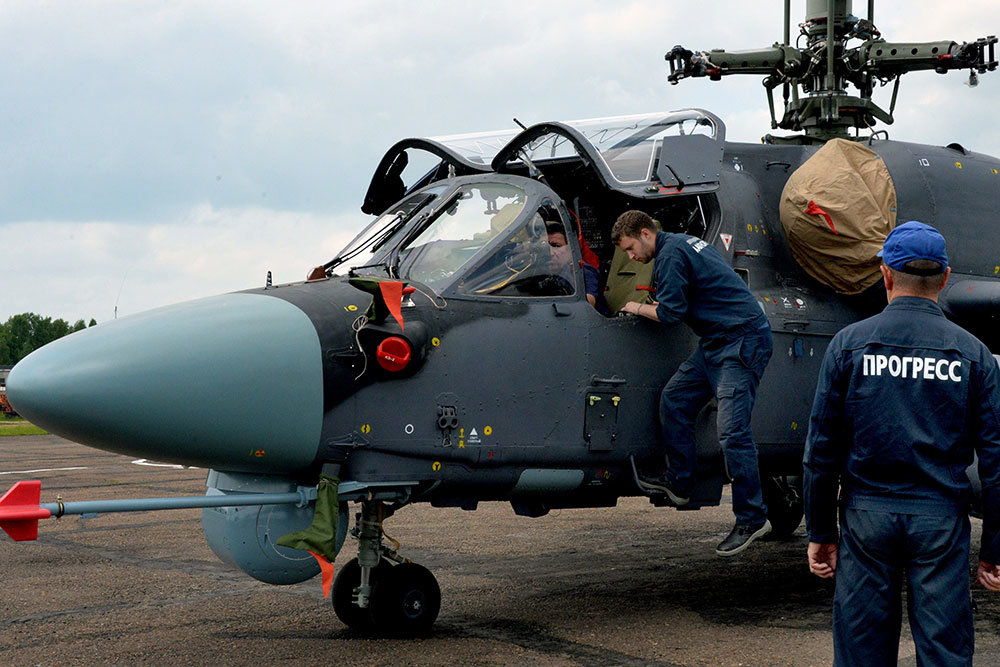 ВМФ России получит около 100 новых летательных аппаратов до 2020 года