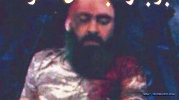 Срочно: Авиация России заживо похоронила главаря ИГИЛ аль-Багдади