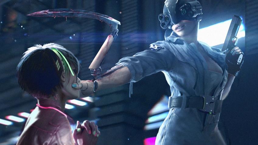 Слух: в Cyberpunk 2077 будет бег по стенам и вид от первого лица