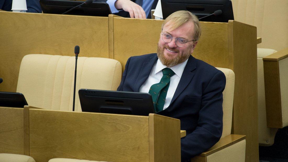 Милонов ответил Макаревичу на его заявление об «идиотах»