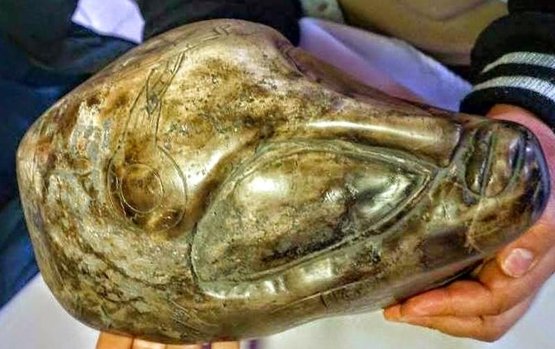 Рассекречены артефакты ацтеков, найденные более 100 лет назад