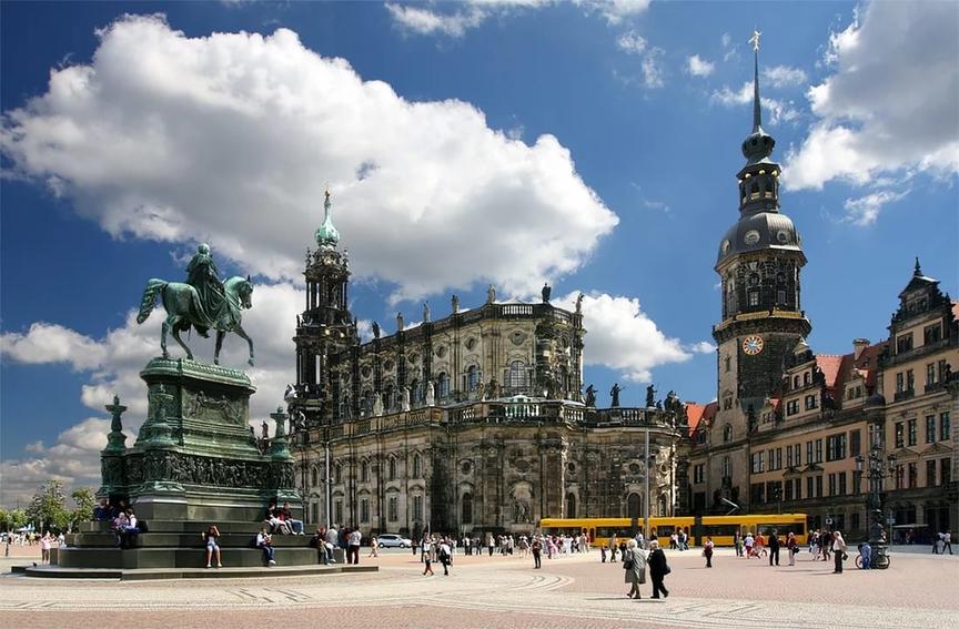 9 мест в Дрездене, которые непременно стоит увидеть