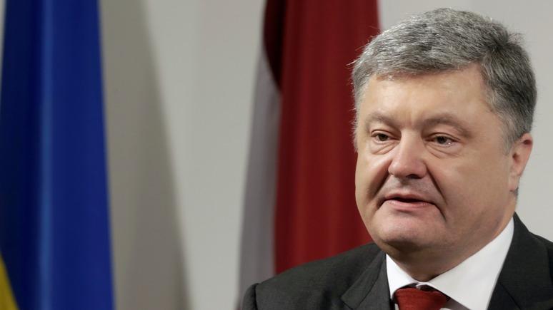 Порошенко: Россия хочет натравить Польшу на Украину