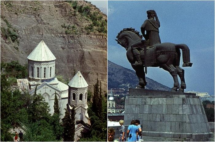 Путешествие по Грузии 1974 года.