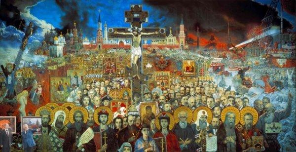 Писателей, сражавшихся за Русский мир, либерал-предатели называют террористами