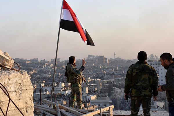 Представители РФ проведут переговоры с сирийской оппозицией
