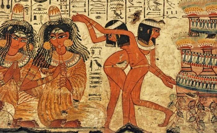 10 любопытных фактов о гигиене в Древнем Египте