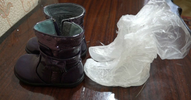 Самый эффективный способ растянуть обувь — и не нужно ничего разнашивать