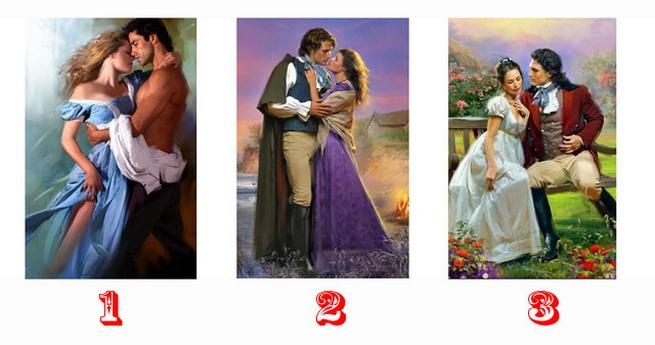 О вашей женственности, любви, романтике расскажет выбранная пара