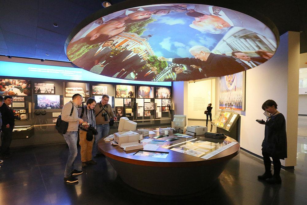 Промышленные предприятия будут устраивать экскурсии для туристов