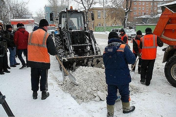 Более 20 тысяч километров дорог очистили в Подмосковье от снега