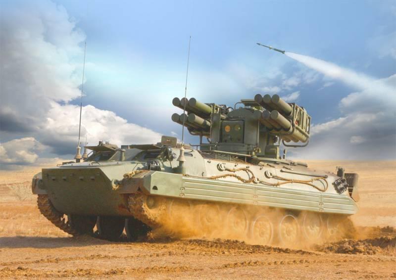 «Багульник» и «Деривация-ПВО». Новости противовоздушной обороны
