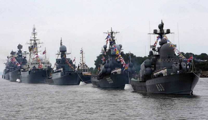Флот без кораблей